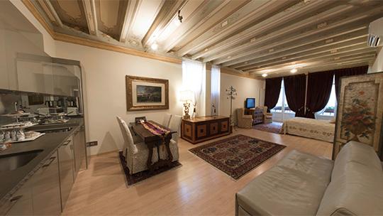 La Corte di Giulietta Exclusive Suite